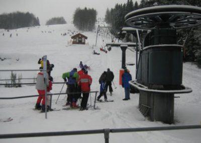 Skilift hunau